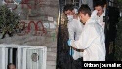 Дом убитой в начале января пожилой женщины-армянки