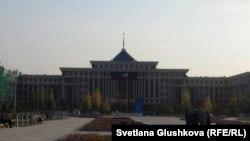 Министерство обороны Казахстана. Астана, 16 октября 2011 года.