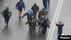 Учасники Майдану, ілюстраційне фото