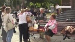 «Нас объединяет национальный код»: День вышиванки в Симферополе (видео)