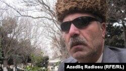 Musiqi ilə məşğul olan keçmiş Qarabağ döyüşçüsü Səlahəddin Rzayev