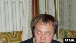 Андрей Левкин во время записи программы «Свобода в клубах»