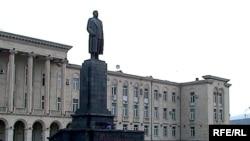 Gori's Stalin monument