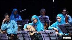 کنسرت گروه موسیقی مهر در تهران در مهرماه ۹۱