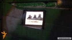 Ոսկեվանում հուղարկավորեցին զոհված զինծառայող Արման Հարությունյանին
