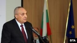 Иван Костов на конференция, посветена на членството на България в НАТО, на 25 март 2019 г.