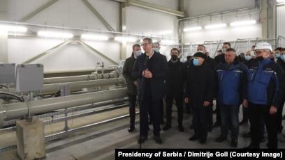 сербия открытие границ с россией