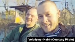 «Кіборги»-медики Костянтин Сутулов і Володимир Небір