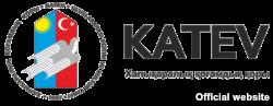 KATEV халықаралық қоғамдық қорының логотипі. (Көрнекі сурет)
