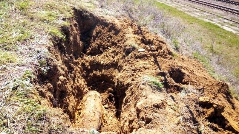 В Севастополе на стройке обнаружили снаряд – Росгвардия