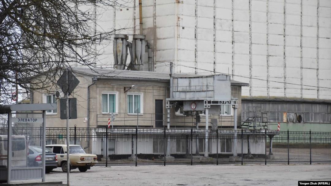 джанкойский элеватор крым