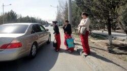 Türkmenistan: Çäklendirmeler hususy taksileriň işini bökdeýär