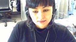 Форумхана қонағы - Дина Байділдаева