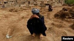 Траур в провинции Бадахшан. 6 мая 2014 года