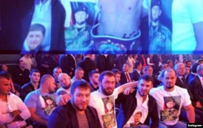 Даудов и Висмурадов в 2014 году неплохо провели время в Германии