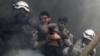Освобождение Алеппо в 2018 году (архивный снимок)