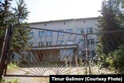 Больница, где должны были работать киргизы