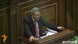 Իշխան Զաքարյանը ընտրվեց Վերահսկիչ պալատի նախագահ