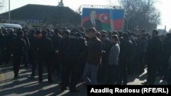 Акция протеста. 12.01.2016