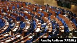 Zasedanje Parlamentarne skupštine Saveta Evrope