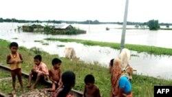 Fotografi ilustruese, lumi Brahmaputra