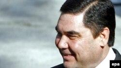 Turkmenistan -- President Gurbankuly Berdymuhammedov, 14Feb2009