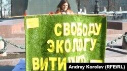 Суд в Краснодаре сегодня оставил Евгения Витишко в колонии-поселении
