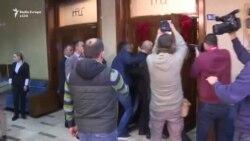 Incident në Kuvendin e Malit të Zi