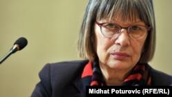Aktivistja serbe e të drejtave të njeriut, Natasha Kandiq