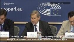 Хан предложи почеток на преговори со Северна Македонија и Албанија