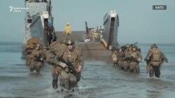 Pușcașii marini români participă la cel mai mare exercițiu NATO la Marea Baltică