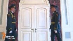 Атамбаев принял верительные грамоты от послов ряда стран