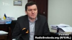 Сергій Горбатюк, начальник департаменту спеціальних розслідувань ГПУ