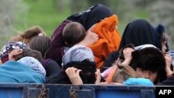 Refugjatët sirianë...