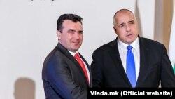 Зоран Заев и Бојко Борисов