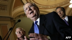U.S. Senate Majority Leader Mitch McConnell said the Senate will pass legislation renewing sanctions on Iran.
