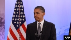 U.S. President Barack Obama said he and French President Francois Hollande agreed that the eurozone crisis is of extraordinary importance to the world economy.