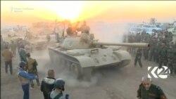 Ирачките и курдските сили напредуваат кон Мосул