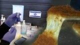 Israel, Jaffa, In Jaffa, vaccine skeptics are lured with knafeh video grab