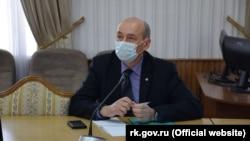 Заместитель главы российской администрации Ялты Сергей Стрельбицкий