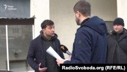 Журналисты Радио Свобода попытались задать вопросы Владимиру Зеленскому по поводу его активов в России