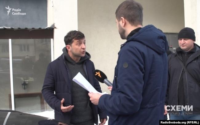 """Журналісти """"Схем"""" знайшли активний кінобізнес Зеленського у Росії"""