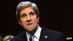 Sekretari amerikan i Shtetit, John Kerry.