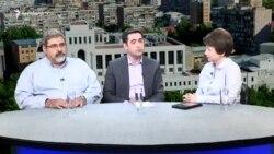 «Տեսակետների խաչմերուկ» Արսեն Խառատյանի և Կիրո Մանոյանի հետ. 23.08.2018