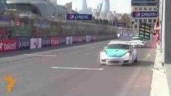 Bakıda GT3 avtomobillərin yarış hazırlığı