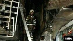 آتشنشانان حوالی ساعت سه بامداد با خاموش کردن آتش به عملیات خود خاتمه دادند