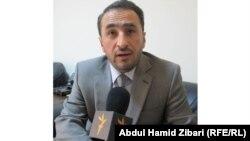 نجيب عبدالله رئيس كتلة الاتحاد الاسلامي الكردستاني في مجلس النواب العراقي
