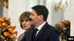 Янош Адер (л) удруге став президентом Угорщини