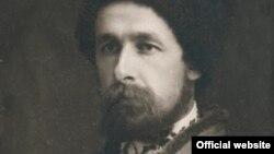 Михайло Миколайович Полоз, 1919 рік (фото з сайту: http://www.orlandofiges.co.uk/)