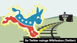 Vikiliks je danas objavio 8.263 imejlova koji pripadaju članovima Demokratskog nacionalnog komiteta /DNC/